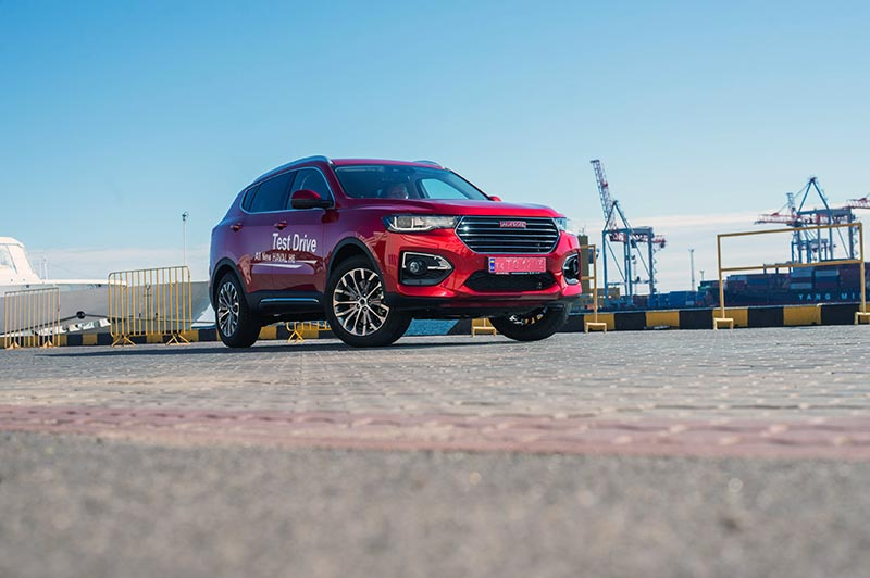 brand new haval h6
